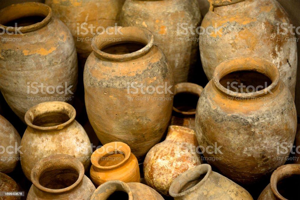 Amphorae - Photo