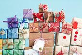 クリスマス プレゼント ボックスのコレクション