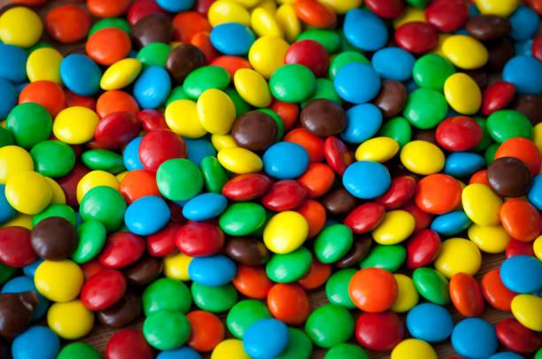 彩色糖果收藏圖像檔