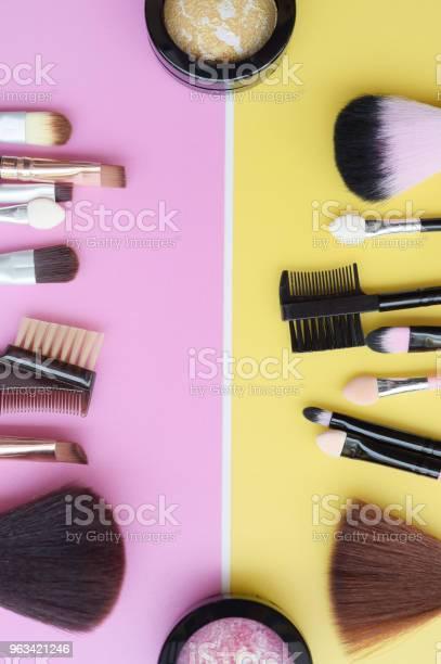 Kolekcja Makijażu I Kosmetycznego Urody - zdjęcia stockowe i więcej obrazów Bez ludzi