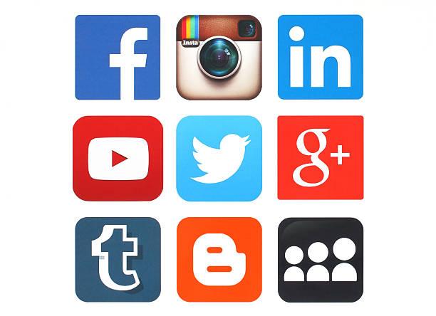 Collection of popular social media logos printed on paper picture id475938602?b=1&k=6&m=475938602&s=612x612&w=0&h=icuty4dcxup4e9z0uzp thht1fn1xsa16o36wguprls=