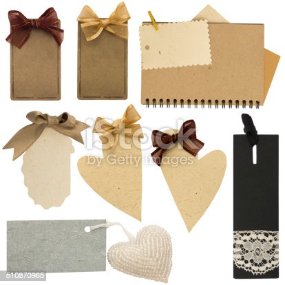 istock collection of tags and labels 510870965
