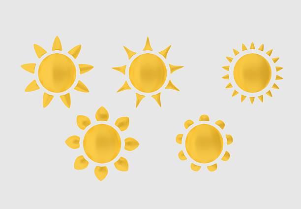 collection du soleil - Photo