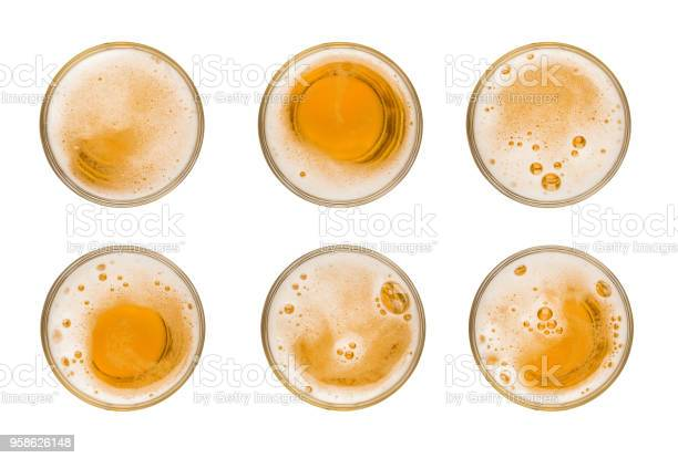 Collection set mug of beer with bubble on glass isolated on white picture id958626148?b=1&k=6&m=958626148&s=612x612&h=w9ufzrfpeo6riik0a8yvaw27cq2z9taiofz9arhugx0=