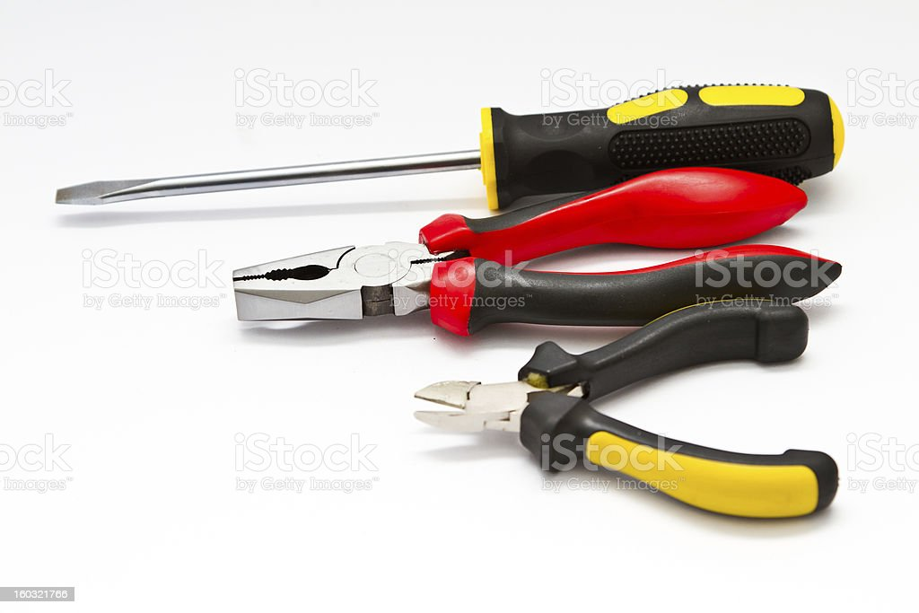 collection tools royalty-free stock photo