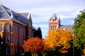 istock College campus during fall with changing trees 162540785