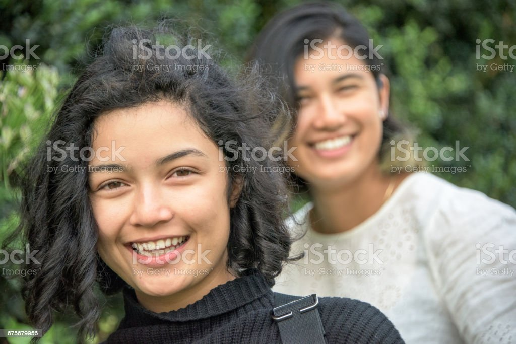 college female students royalty-free stock photo