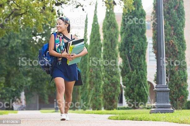 College girl carrying heavy books to class on campus picture id519109261?b=1&k=6&m=519109261&s=612x612&h=rqurbpahmldl iy7 5cshblhabf6zlwusbfdzn4k4ls=