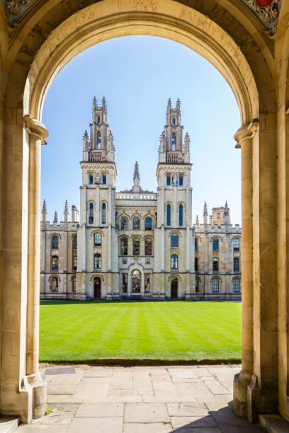College in Oxford, Verenigd Koninkrijk foto