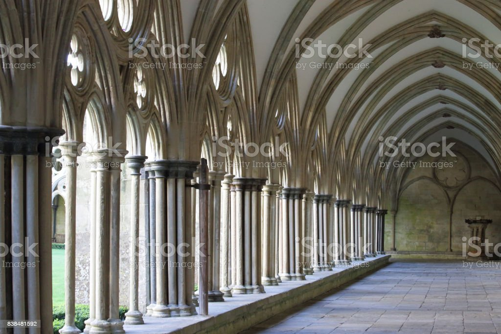 College of Oxford University stock photo