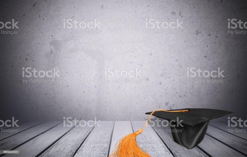College. stock photo