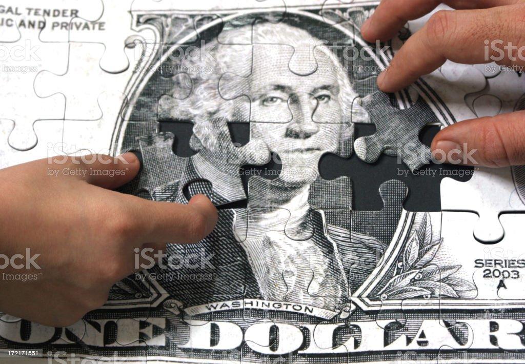 College savings royalty-free stock photo