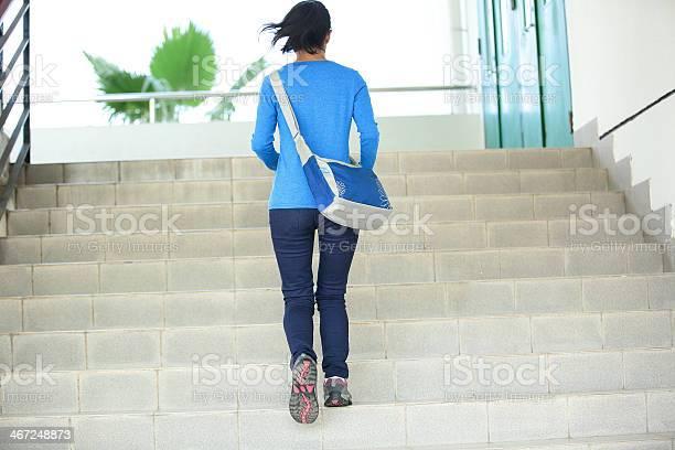 College student girl going up the stairs picture id467248873?b=1&k=6&m=467248873&s=612x612&h=lzlcj0mgmz zxjvjezbfjb7bc0j4prtlla2sd5uvya8=