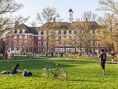 istock College students on university campus 1142918319