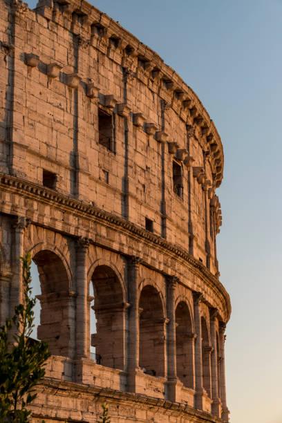Collesseum, Rome - Italy stock photo
