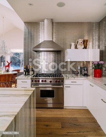 istock Collingwood Cottage Kitchen Interior 466062384