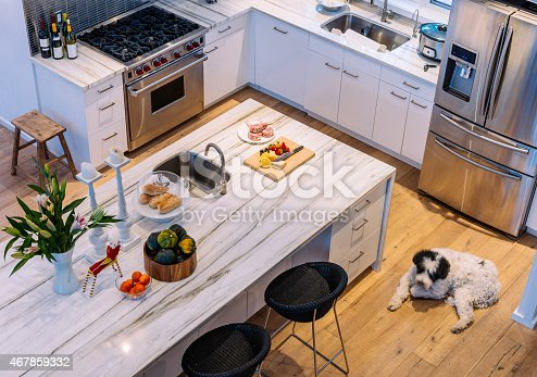 istock Collingwood Cottage Kitchen Interior 467859332
