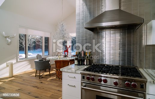 470812928istockphoto Collingwood Cottage Open Concept Dinning room 466233836
