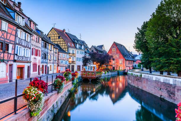 Colmar, Frankreich. – Foto