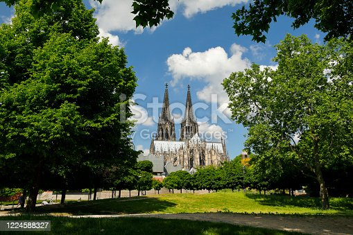 istock Cologne Cathedral, Germany 1224588327