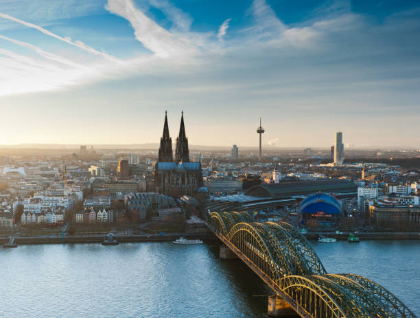 Stadt Köln, Deutschland – Foto