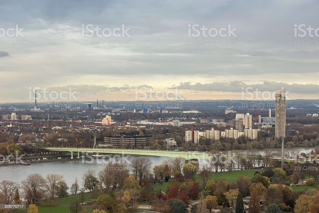 cologne cityscape
