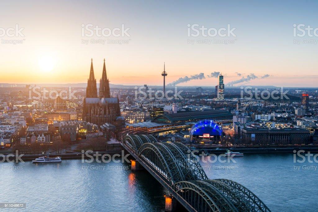 Köln, Deutschland Lizenzfreies stock-foto