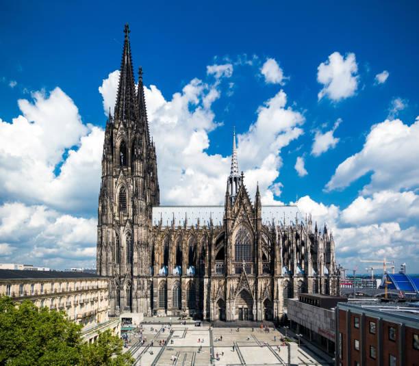 Skyline von Köln – Foto