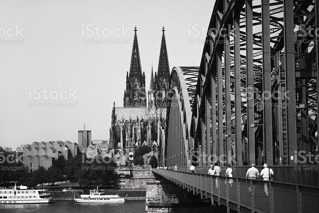 Cologne,Germany royalty-free stock photo
