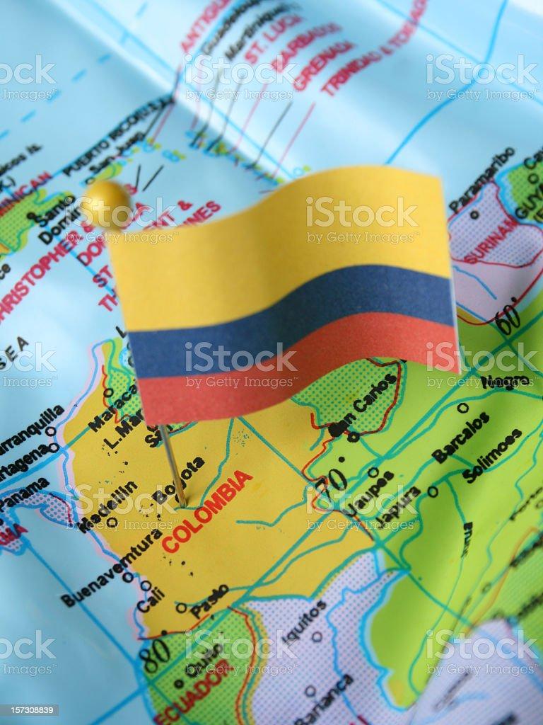 Colombia - foto de stock