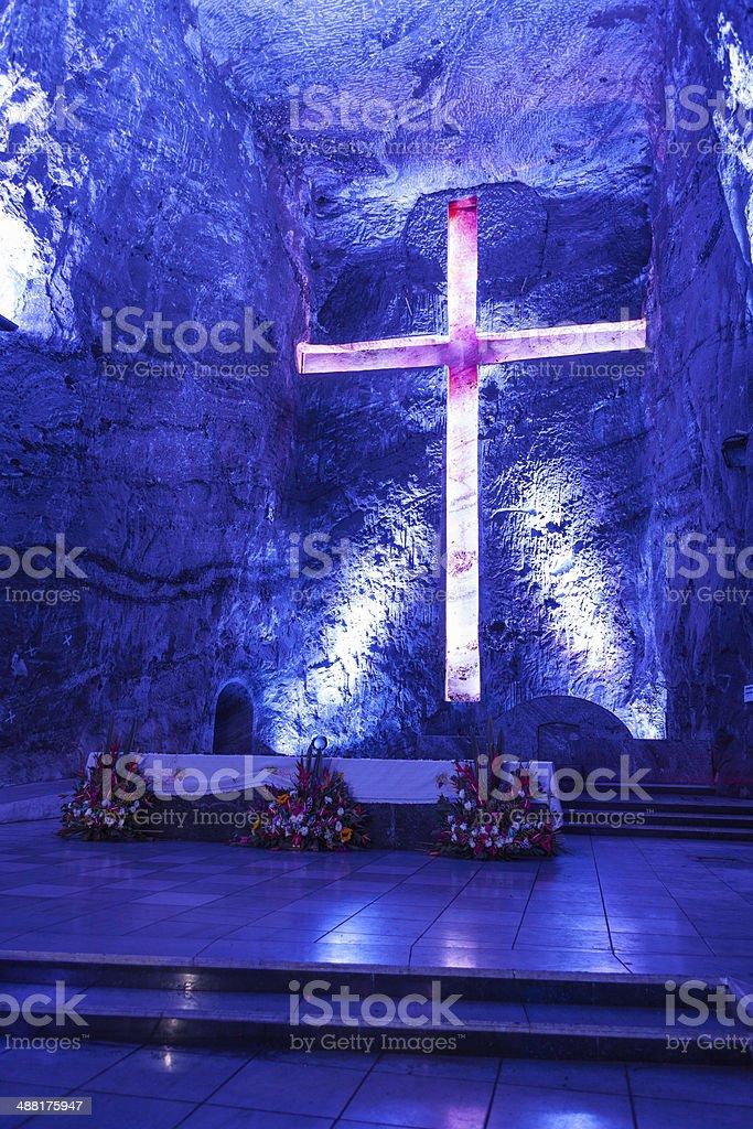 Kolumbien, Südamerika-die neue Catedral de Sal, Zipaquirá – Foto