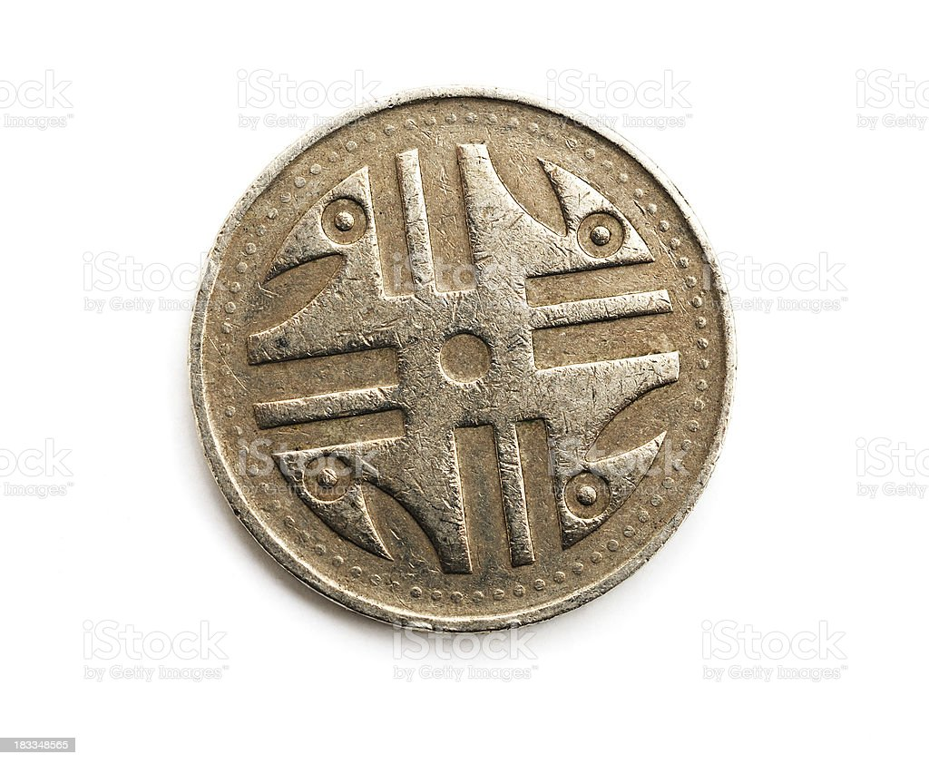 Colombian coin with ancient indian symbol stock photo more colombian coin with ancient indian symbol royalty free stock photo buycottarizona Choice Image
