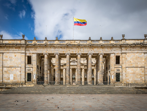 Colombian National Congress and Capitol