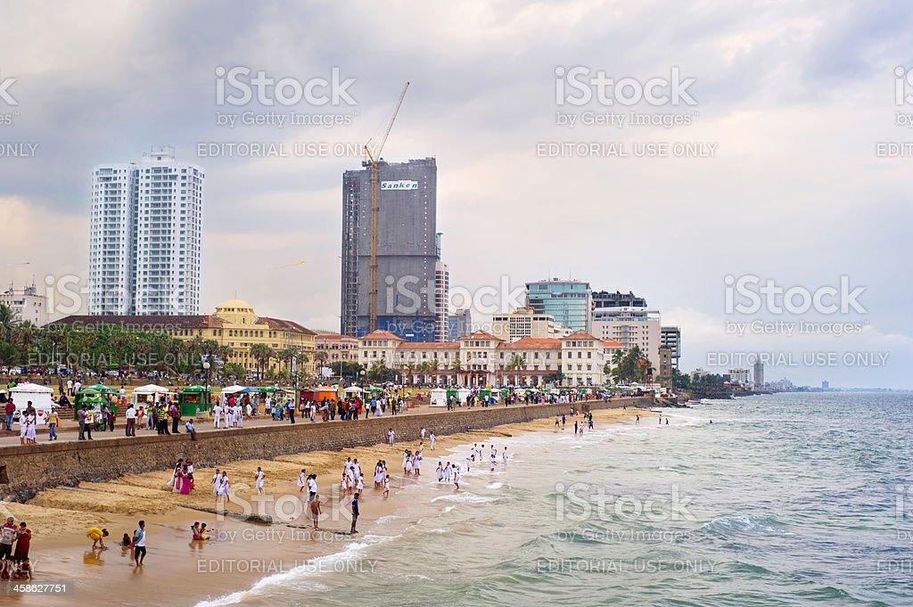 Colombo stock photo