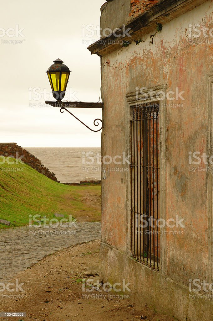 Colonia, Uruguay royalty-free stock photo