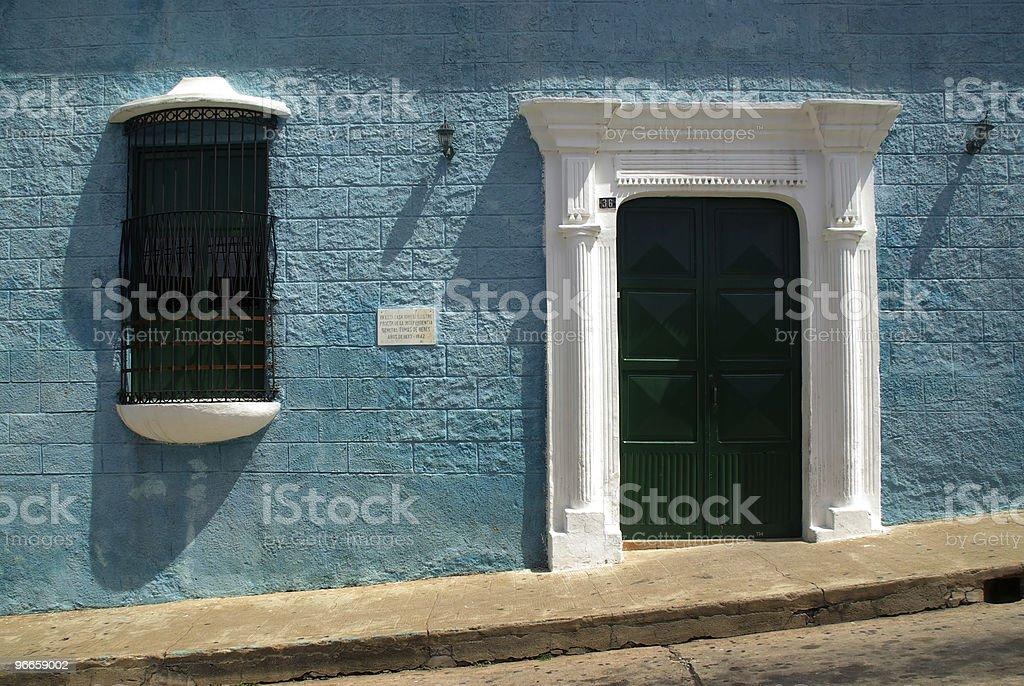 Colonial architecture in Venezuela
