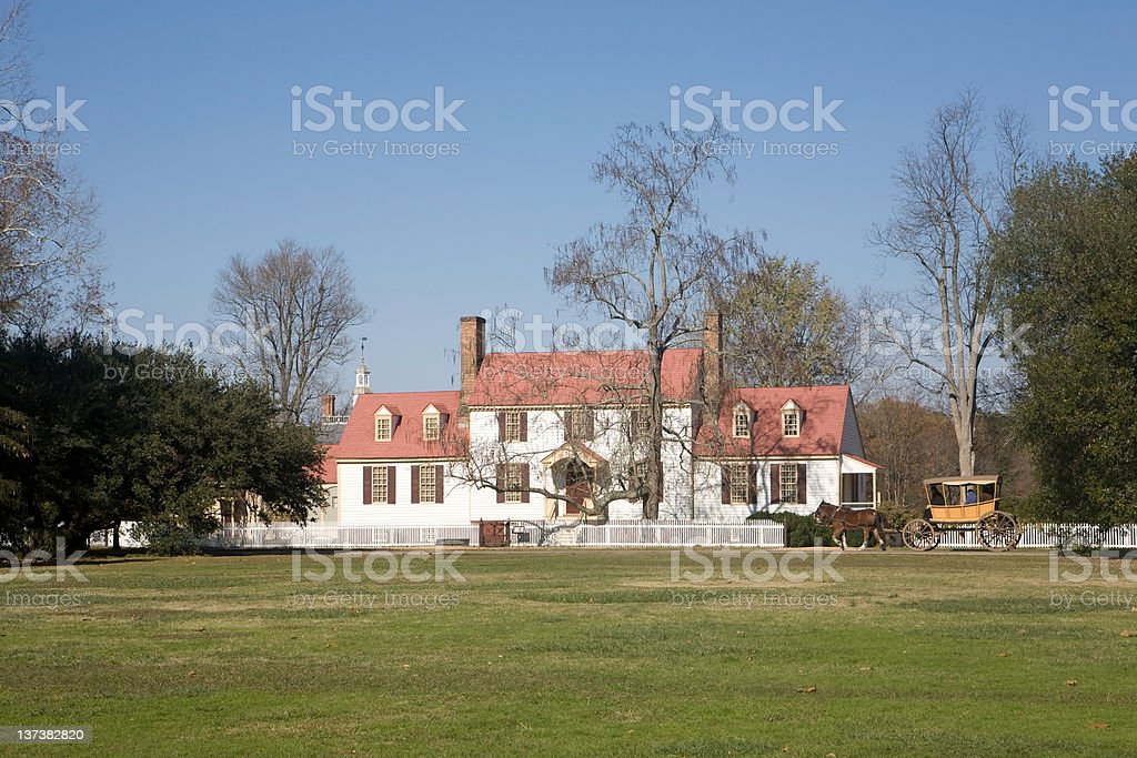 Colonial Williamsburg is the historic district of the independent...