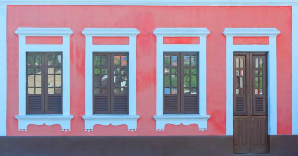 Kolonialhaus aus der Stadt Olinda – Foto