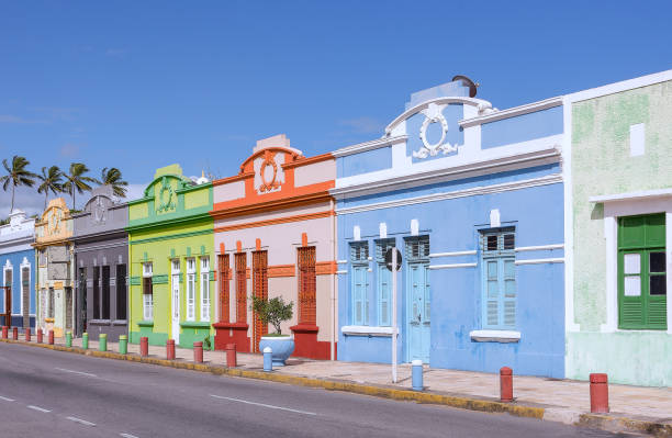 Kolonialhäuser in Olinda – Foto