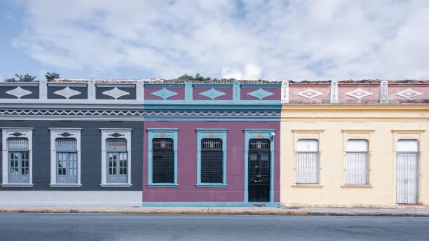 Kolonialbauten in Olinda – Foto