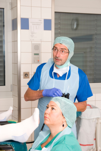 Colonoscopy Room: Colonoscopy Stock Photo & More Pictures Of A Helping Hand