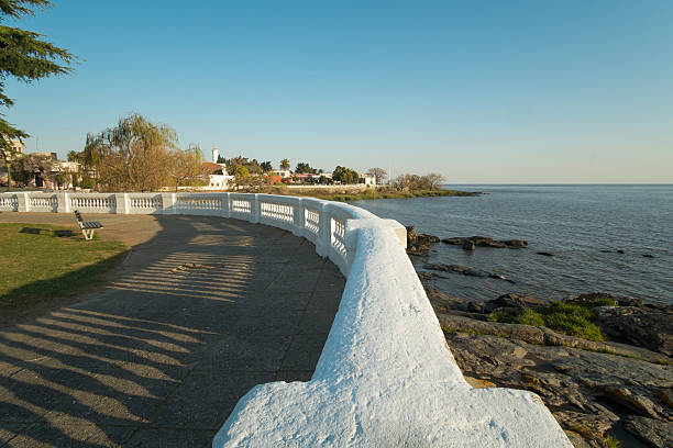Colonia del Sacramento stock photo