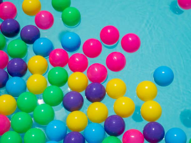 couleur ballon flottant - Photo