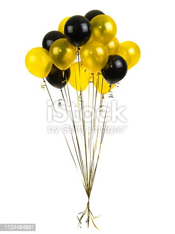 istock color balloons on a white 1124484931