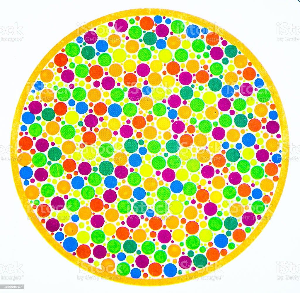 Farbenblind Test