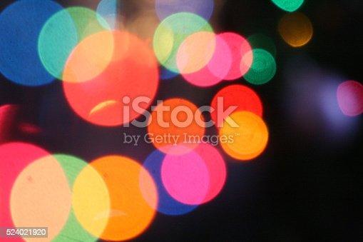 istock Color Bokeh 524021920