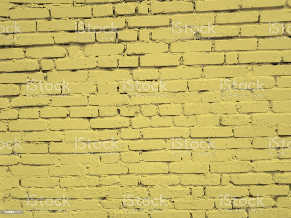 Color Brick Wall Texture Background Stock Photo & More Pictures of ...