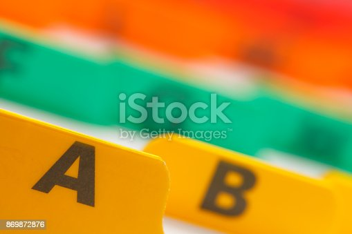 istock Color Card Files 869872876