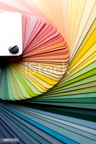 istock Color card 185012731