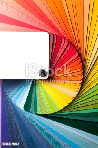 istock Color card 185067059